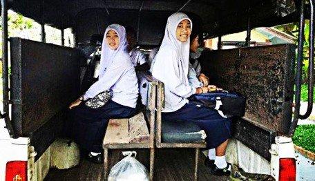 Security Students Narathiwat