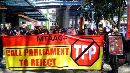 antiTPP Parliament