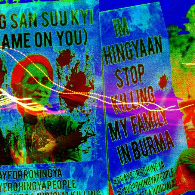 The Unwanted Rohingya