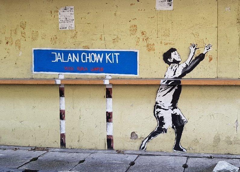 Jalan Chow Kit – free your heART