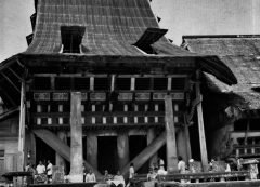 Traditional Home of the Nias