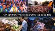 Thailand's 2014 Coup and Call for Democracy