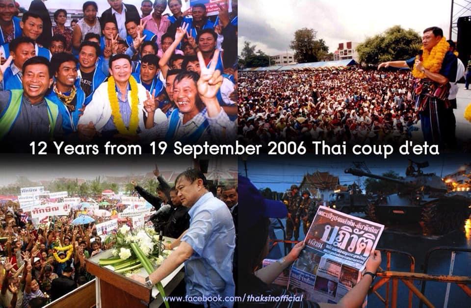 Lost Decade: Despite Military Persecution, Former Thai PM Thaksin Calls For Unity